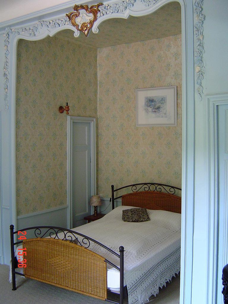 Romantique deel 1 courcenay - Blauwe kamer kind ...